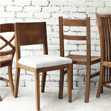 Chairs, Benches & Barstools