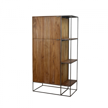 Witney Cabinet with Shelves