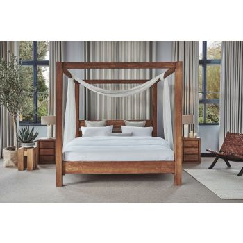 Milbrook Four Poster Bed