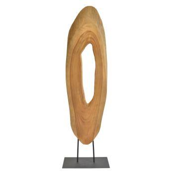Kota Decorative Wooden Sculpture