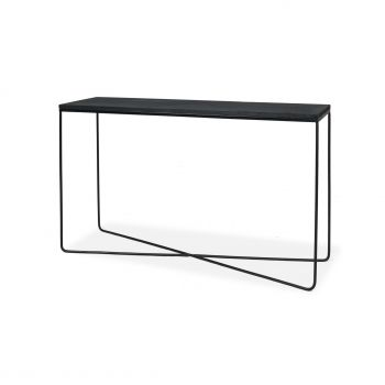 Lava Stone Console Table