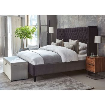 Montclair Upholstered Bed - Grand