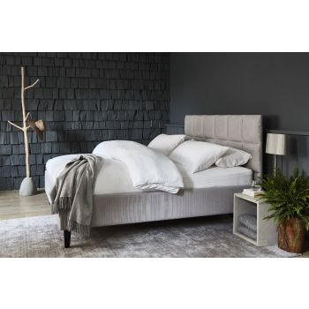 Napa Upholstered Bed - Boutique