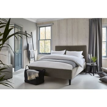 Nyack Upholstered Bed - Boutique
