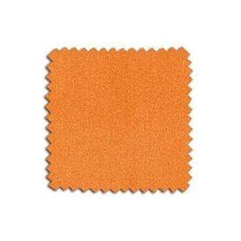 Stain Resistant Velvet Colour - Orange