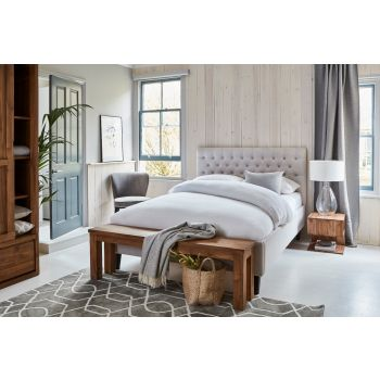 Piermont Upholstered Bed - Boutique