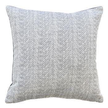 Large Handmade Cushion Slate