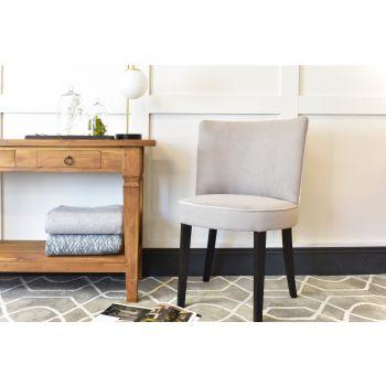 Soho Chair - Lucerne Silt