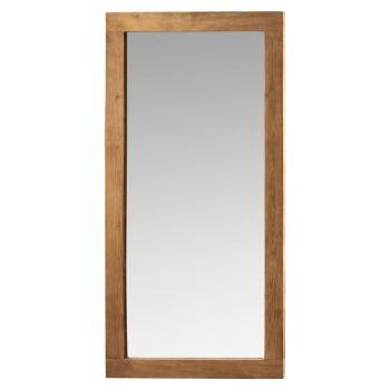 Full Length Teak Mirror