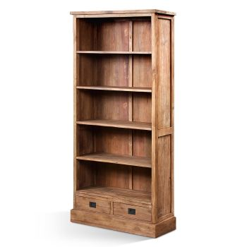 Lifestyle Bookcase (with Drawers)