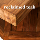 Care Guide - Reclaimed Teak Furniture