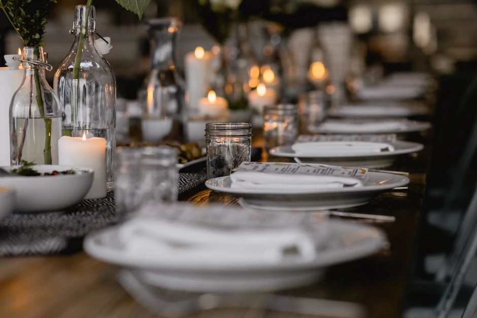 How to set your table for a dinner party