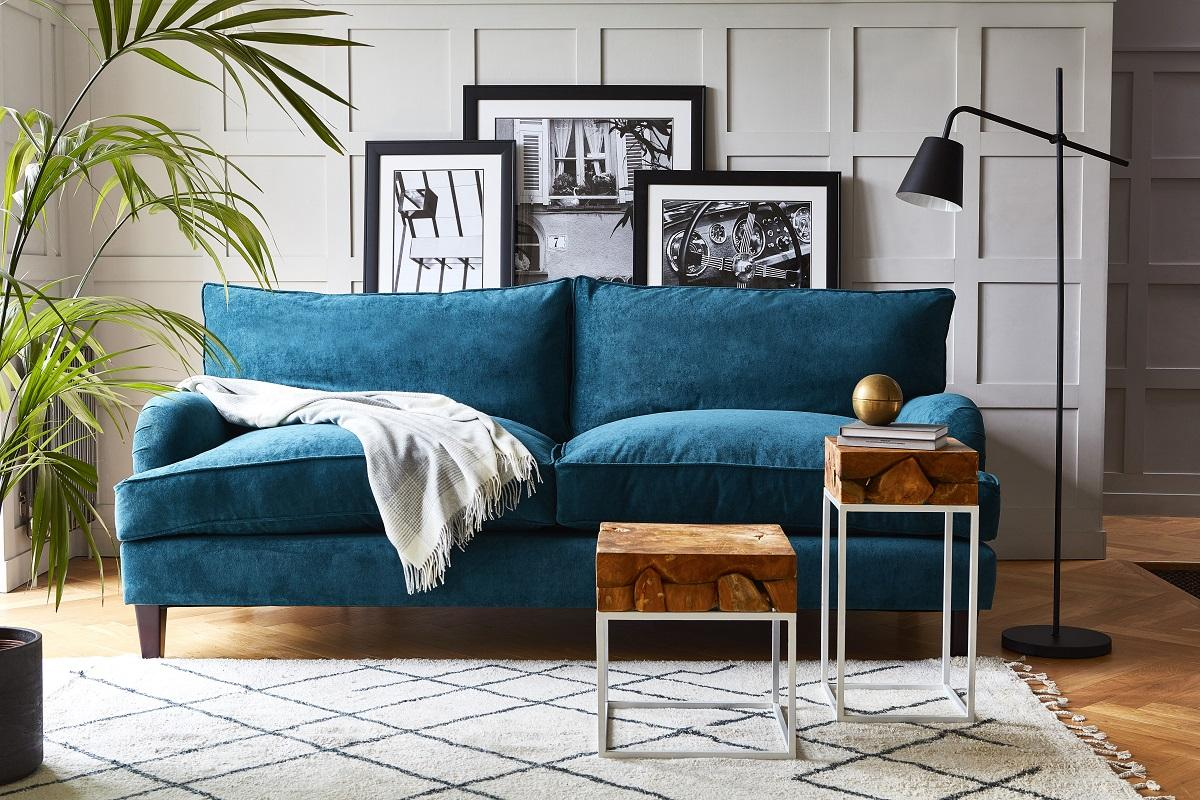 Flat sofa? Here's how to plump your sofa