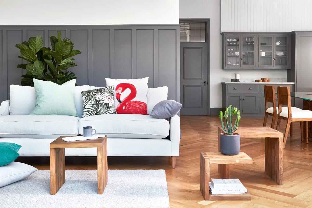 5 ways to add colour to your home tastefully