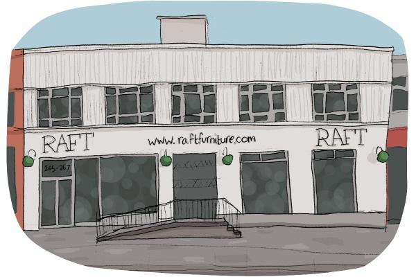 National Share a Story Month: Raft's Roots in North London