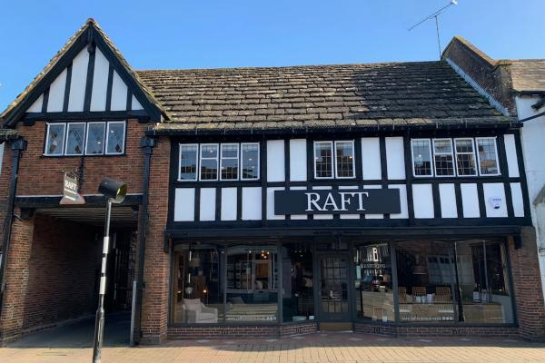 Enquire now to guarantee an in-person appointment at Raft