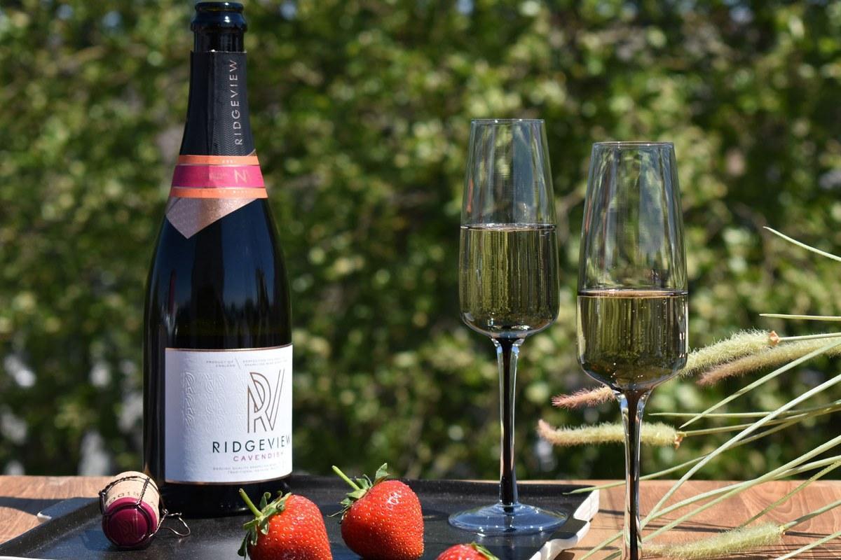 English Wine Week 2021 Celebrations with Raft