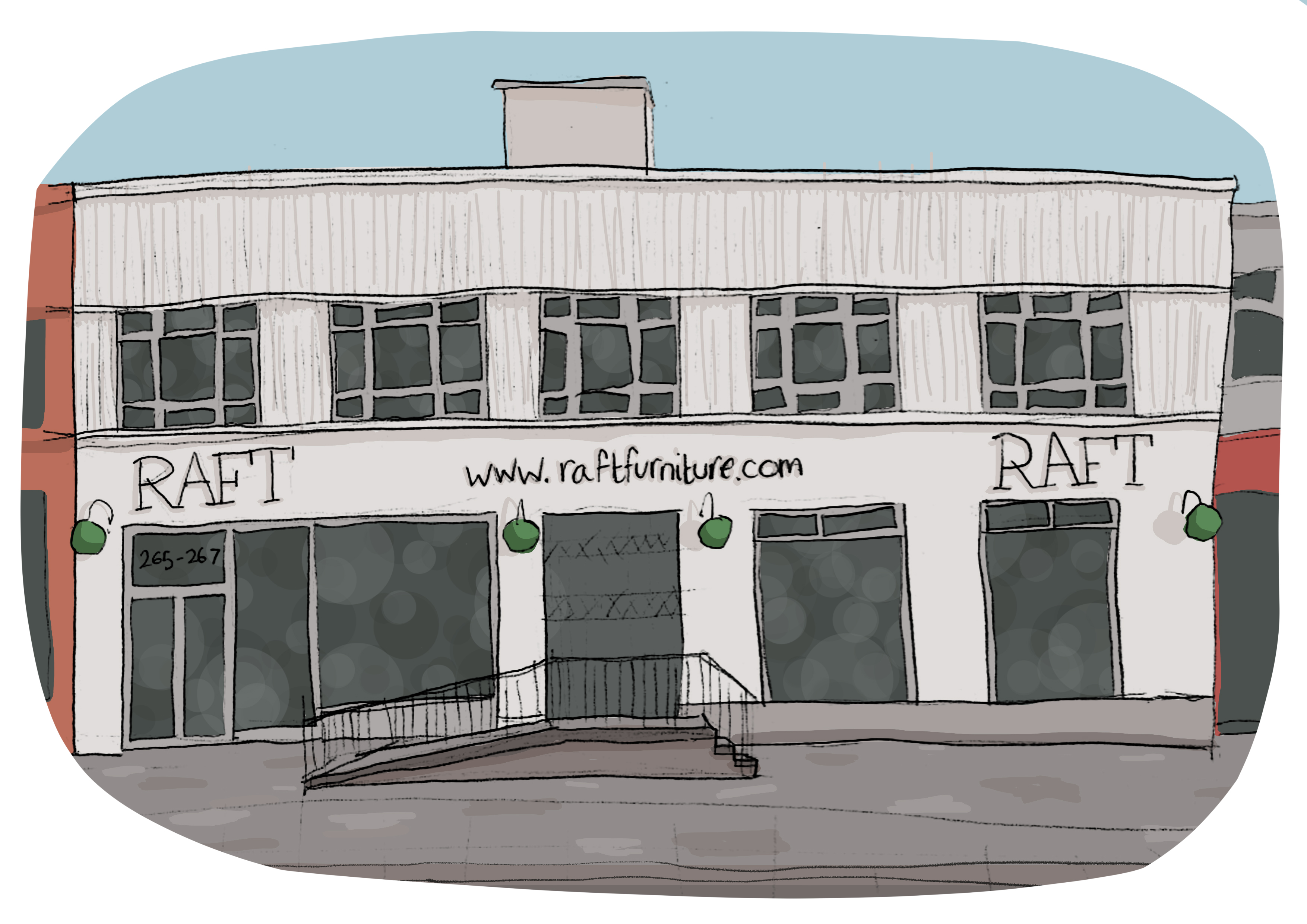 Raft Furniture