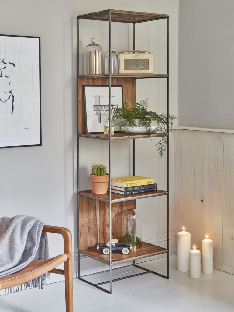 Witney Bookcase living space